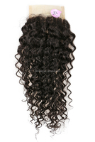 Fast shipping Top Grade Original Closure Hair Pieces