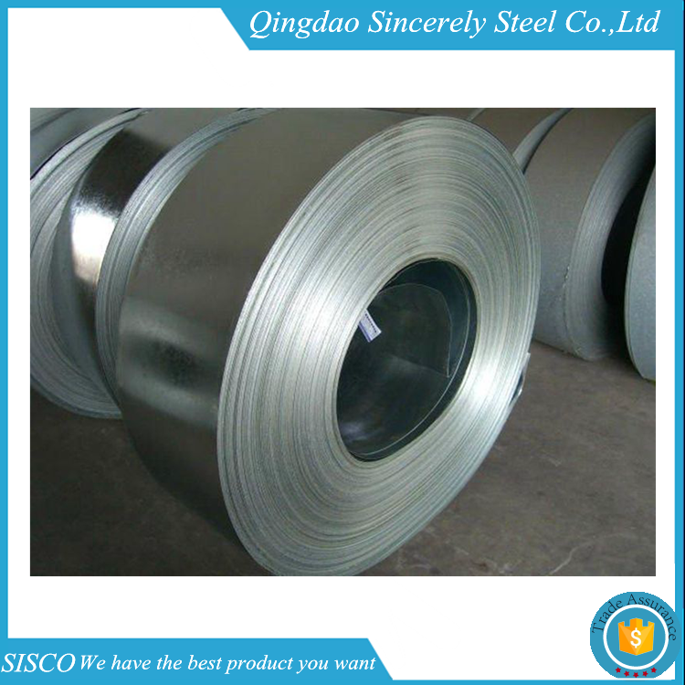 GI DX51 Zinc Cold Rolled/Hot Dipped Galvanized Steel Coil/Sheet manufacture