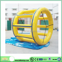 Inflatable Rolling tube/ Inflatable Water Rolling Ball For Kids /Inflatable Balls Ride
