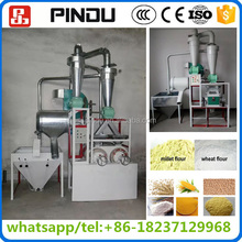 industrial automatic grain wheat mellet rice corn flour mill milling machine for sale ghana with price