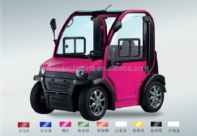 2016 hot sell new Automatic Transmission electrical car