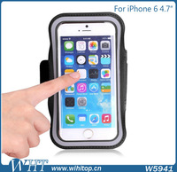 Waterproof Sports Running Armband Case for iPhone 6 4.7 inch Belt Wrist Strap