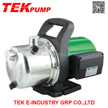 SGJC1100 Garden JET Pump for Domestic Applications with Insulation Class B