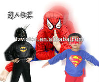 Hotsale Spandex Kids Hero Costumes for sale China