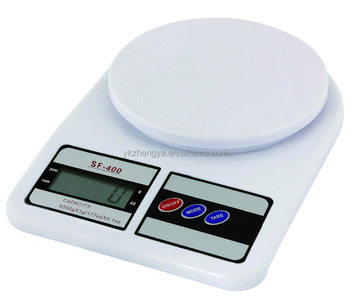 China Electronic Kitchen Scale SF 400