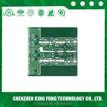 Customed 94v0 pcb board in fr4 2layer manufacturer of printed circuit board in shenzhen