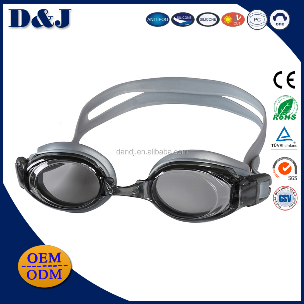 High Quality As Famous Brand Anti-fog Swimming Goggles For Asian Adult
