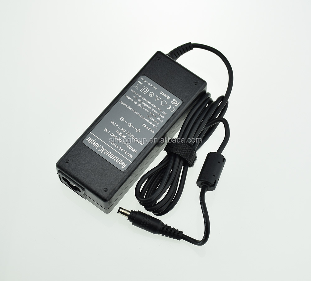 For SAMSUNG notebook adapter 19V 4.74A 5.5*3.0mm