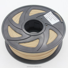 factory wholesale 1kg/roll wood 3d printing filament and hot-selling 1.75mm 3d printing filament wood