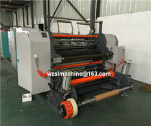 Scotch Tape Jumbo Roll Slitting RewindingMachine,BOPP Tape Cutting Machine