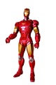 Fiberglass Playground Iron Man