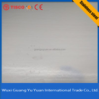 Made in China S S 201 202 304 316 316L 410 309 Stainless Steel Sheet/ Plate