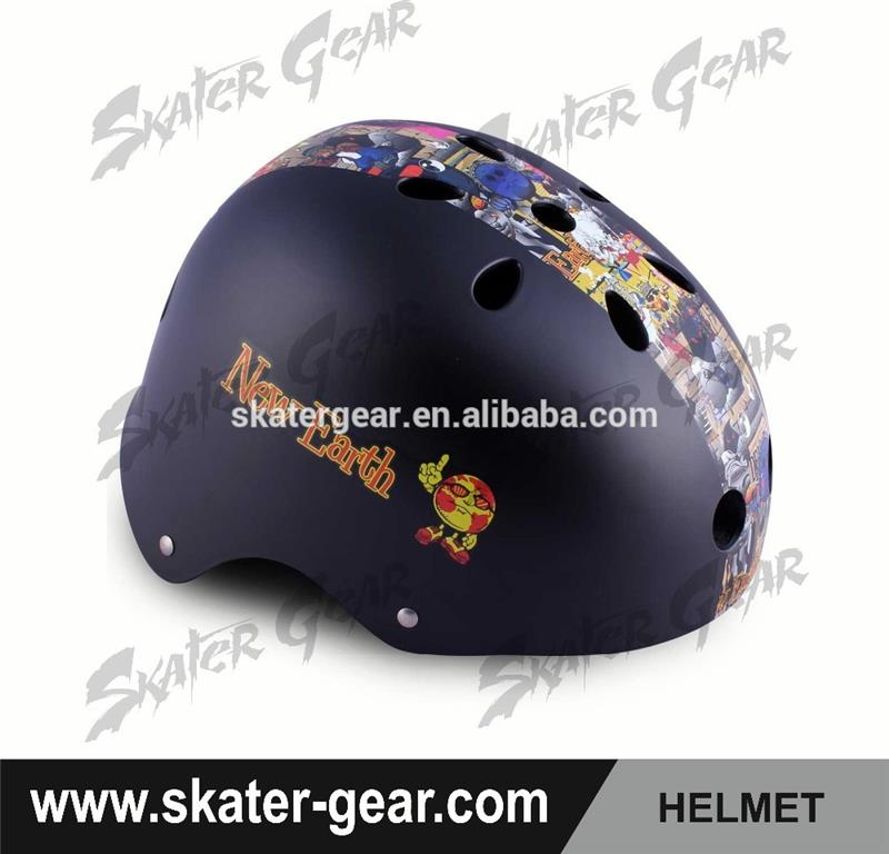 SKATERGEAR skateboard helmet helmets for motorcycles super light skating helmet