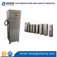 High efficient stainless steel dust collector system