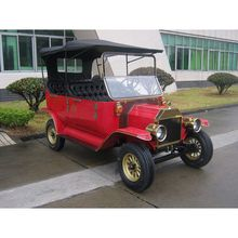 Made in China top quality antique club car electric car for golf course