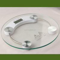 Glass Digital Electronic Scales For Health Care CE-10331