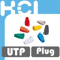RJ45 8P8C Plug Boot for Round and Flat Cable