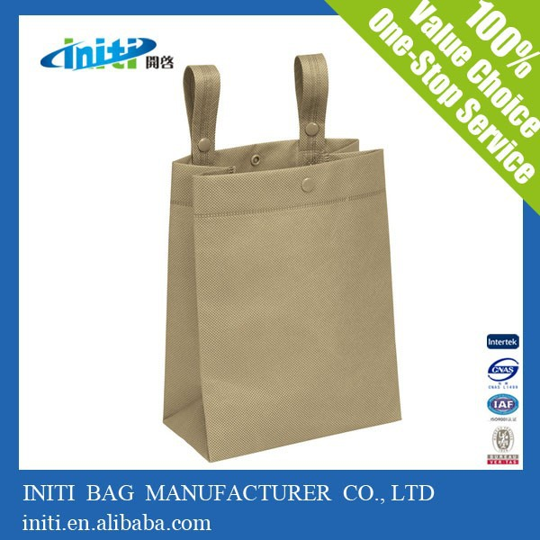China custom cheap quality Reusable jute shopping bag