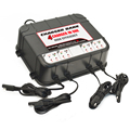 6V/12V 4-Bank Battery Chargers Battery Mangement System Charge 4 Batteries at the same time
