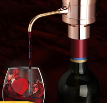 New Arrival Hot Sale Wine Accessory Electronic Wine Aerator for Home and Party