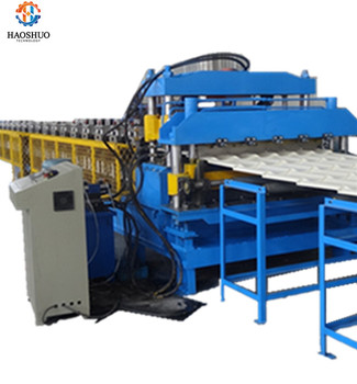 DOUBLE DECK/DOUBLE PROFILE/ DOUBLE LAYER ROOFING SHEETS ROLL FORMING MACHINE