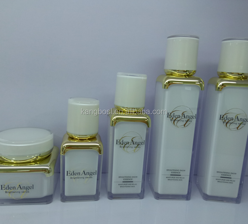 high quality cosmetic round bottle