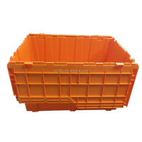 new style moving plastic tote box