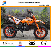 49cc Mini Dirt Bike and jianshe engine DB003