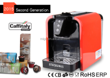 Household Caffitaly capsule coffee machine automatic 1050W version