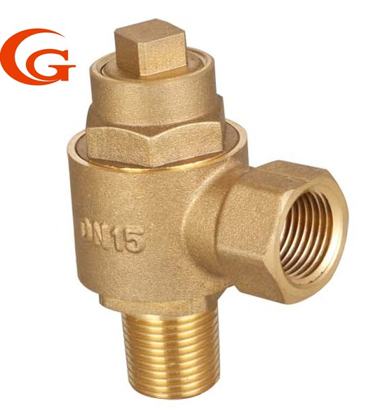 Brass Safety Relief <strong>valve</strong> Brass Swivel Ferrules <strong>Valve</strong>