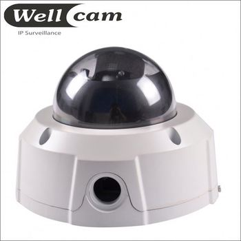 CPU 900MHZ 2.0MP Full HD Vandal proof&Water-proof Dome Network Camera