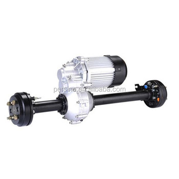 high efficiency 48v 1500w brushless motor for different kinds of electric tricycle
