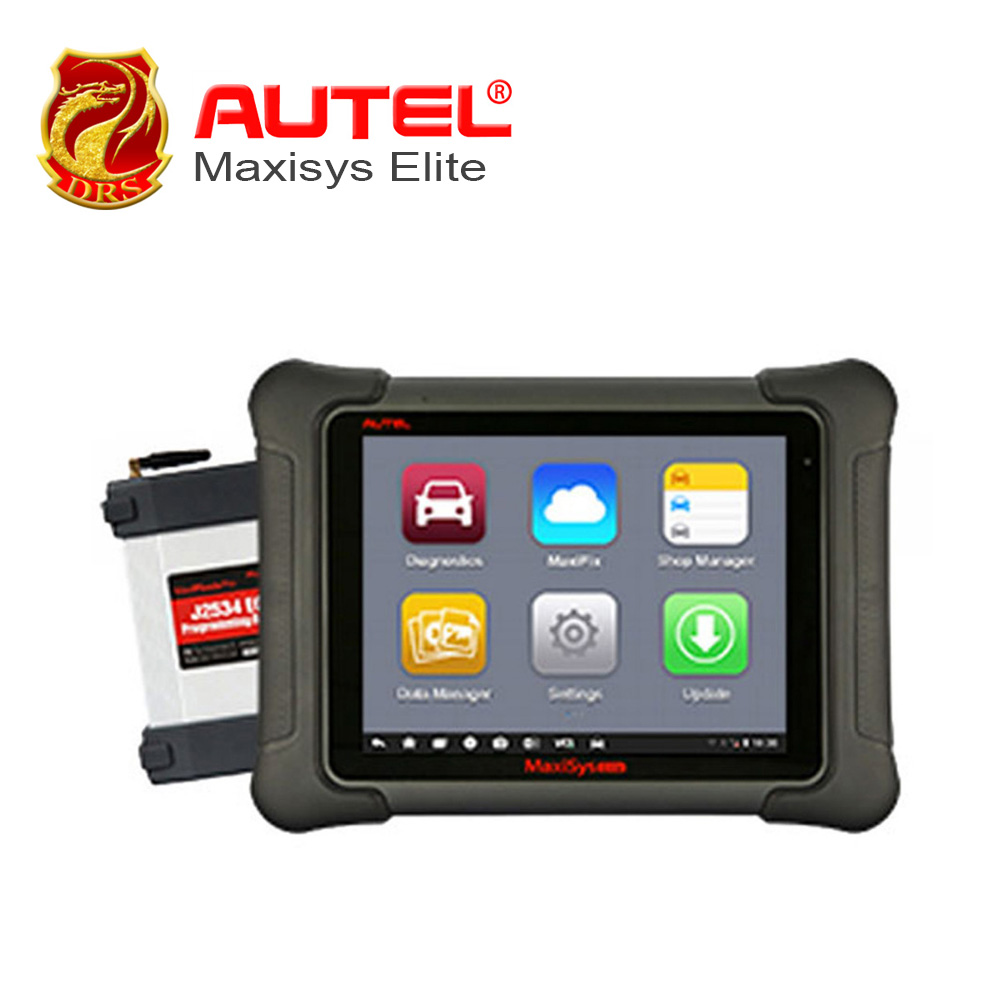 1 year software update Professional ECU Auto Scanner Tool Autel Maxisys Elite OE-Level Diagnostics