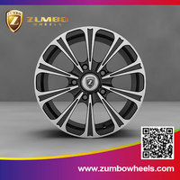 2015 ZUMBO R0005-1460 New design classic Car Aluminum Alloy Wheels