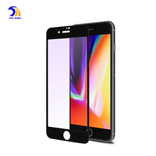 New arrival Full Cover 3D Tempered Glass Screen Protector For iPhone 7 Mobile Phone LCD Touch Screen