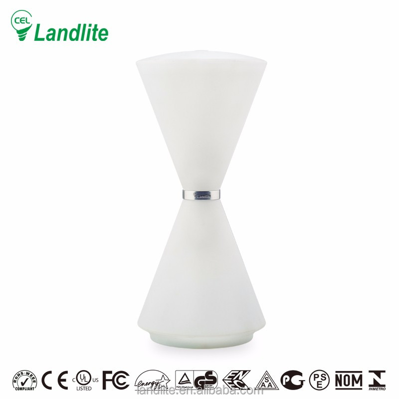 Landlite Car Led Lamp Hourglass Table Reading Light