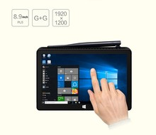 PIPO X9S Win 10 and Android Dual Boot 2 version Cherry Trail Z8300 Mini PC 4g+64g 8.9 inch Tablet