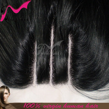 Stock Order Natura Color 120% Density Three Part Lace Closure