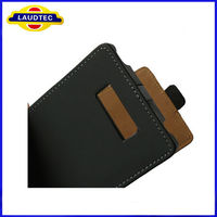 Ultra Slim Genuine Leather Case Cover for LG Optimus L7 P700,Cover for LG P705 Optimus L7 P700 Flip Cover Holster