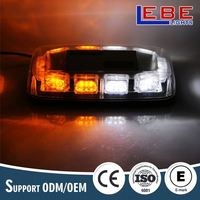 Police led roof light bar led warning light bar