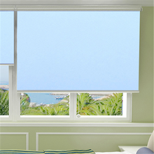 High quality waterproof spring roller blinds made in China