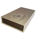 Hand Made Cutomized Cardboard Chocolate Packaging Gift Box