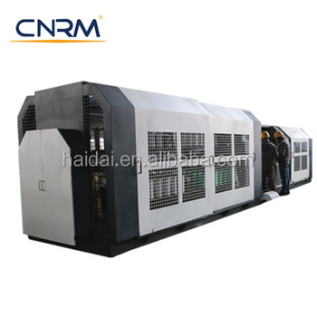 CNRM Plastic Rope Making Machine With PP HDPE Material
