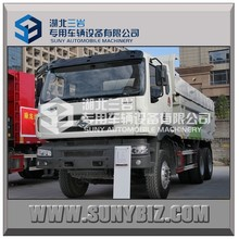 DONGFENG Hot sale !! mining dump truck 6x4, 60 ton heavy dump truck for sale