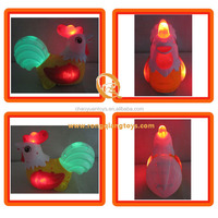 singing and dancing chicken toys with music and light BO830290021