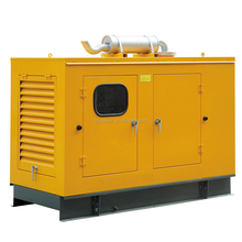 Small Type Air Cooled Engine Genset 7 Kw Single Phase Diesel Generator