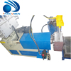 ldpe hdpe tablet melt compactor granulator machine