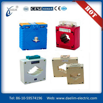 High accuracy MSQ-40 type 600/5 class 0.5 660v current transformer with trade assurance
