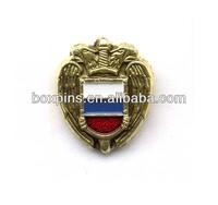 RUSSIA FSO FEDERAL GUARD SERVICE MINI BADGE