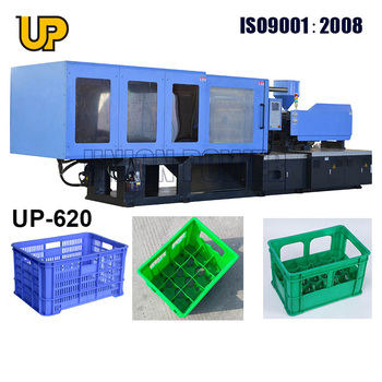 beer crate making injection molding machine/drink bottle crate making injection machine